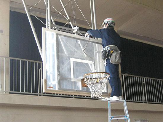 体育器具 製造、販売及び補修・保守点検